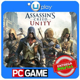 Assassins Creed Unity Uplay Cd key Global