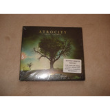 Atrocity Feat  Yasmin   After The Storm   Digipak   Lacrado
