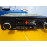 Auto Radio 3 Faixas 12v   serve No Fusca Kombi
