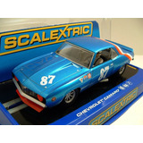 Autorama Scalextric Chevy Camaro 1969 Jerry Peterson C3430