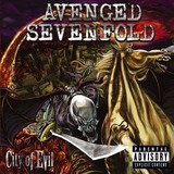 Avenged Sevenfold city Of Evil Cd