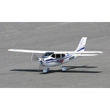 Avião Art tech Cessna 182 4ch 2 4ghz Brushless Rtf 9268