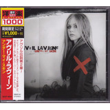 Avril Lavigne   Under My Skin   Cd Importado Japonês
