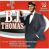 B j  Thomas The Best Of Cd Remasterizado Pop Anos 60 Anos 70