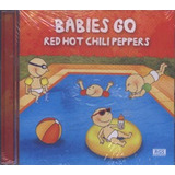 Babies Go Red Hot Chili Peppers Novo Cd Musica Instrumental