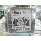 Baby Doll Uma Vida De Crimes E Rock Cd Original Lacrado