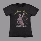 Baby Look Metallica    and Justice For All