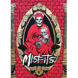 Backpatch Misfits 28x20 - Patch Costas