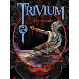 Backpatch Trivium - The Crusade 28x20 - Patch Costas