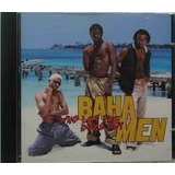 Baha Men Who Let The Dogs Out Cd Original