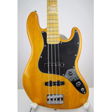 Baixo Fender Squier Vintage Modified Jb Amber 77  R$2 925 00