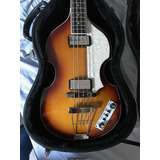 Baixo Hofner Contemporary H500/1-ct S/ Uso Com Case