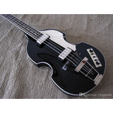 Baixo Hofner Contemporary Series H500 1 ct Black Beatle Bass