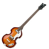 Baixo Hofner Hibb Ignition Bass Sunburst  11609