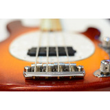 Baixo Music Man Stingray 4 Erniel Ball Cheryburst Sparkle