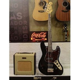 Baixo Sx Jazz Bass C  Bag Black   Bd1