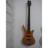 Baixo Warwick Rock Bass Corvette 2008