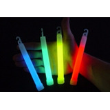 Bastão Luminoso  Luz Química Light Stick Kit C  5 Unidades