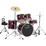 Bateria Musical Stage Completa C ibanez Bat 122 Xpro 2 Tons