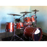 Bateria Rmv Cross Road Completa