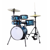Bateria Rmv Rock One Compacta   Kit De Pratos