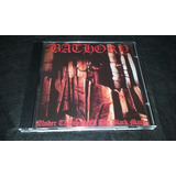 Bathory: Under The Sign Of The Black Mark  Cd venom  Burzum