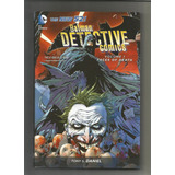 Batman Detective Comics Vol 1 Capa Dura New 52