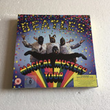 Beatles Magical Mystery Tour Deluxe Box 2012 Lp Bluray Dvd