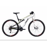 Bike Mtb Aro 29 Full Suspension Caloi Elite Fs