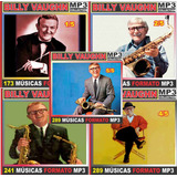 Billy Vaughn Discografia Completa 69 Cd Com 1 174 Músicas