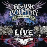 Black Country Communion   Live Over Europe   Cd Duplo