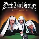 Black Label Society Shot To Hell  cd Novo E Lacrado