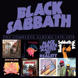 Black Sabbath The Complete Albums 1970   1978 Box 1 Vol 4