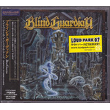 Blind Guardian   Nightfall In Middle Earth   Cd Japonês