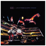Blu Ray Muse   Live At Rome Olympic Stadium   Cd   Digipack