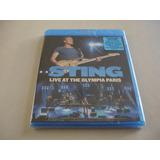 Blu Ray Sting Live At The Olympia Paris