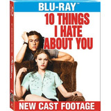 Blu ray 10 Things I Hate About You Importado