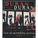 Blu ray Duran Duran   Live At Wembley Arena