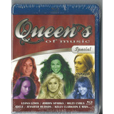 Blu ray Queen s Of Music   Miley Cyrus Adele Kelly Clarkson