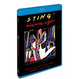 Blu ray Sting   Bring On The Night   Novo E Lacrado
