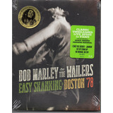 Bob Marley & The Wailers Easy Skanking In Boston Cd Blu ray