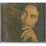 Bob Marley   Cd Legend   Lacrado
