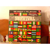 Bob Marley & The Wailers   Survival   Lp Import  Excel