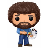 Bob Ross   The Joy Of Painting  Pop Television   Funko  524