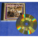 Bon Jovi   Wanted Dead Or Alive   Cd Video   1988   Usa