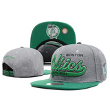 Bon� Aba Reta Boston Celtics Snapback Mitchell & Ness Nba