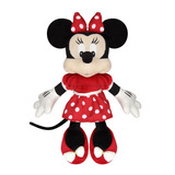 Boneco Pel�cia Disney Minnie Turma Do Mickey   Original