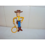 Boneco Perssonagem Xerife Woody Do Toy Story Da Disney