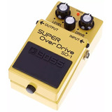 Boss Sd 1 Super Overdrive   Pedal De Distorção   Brinde