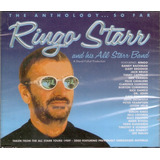 Box 3 Cd Ringo Starr   The Anthology So Far   Novo
